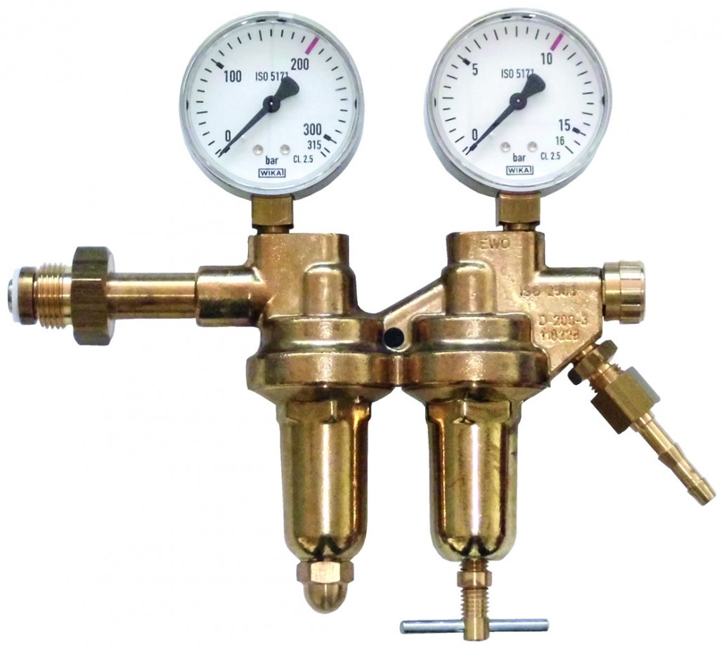 Gas in Cylinders – ewo Stuttgart